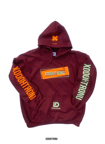 BT- LIfeguard x XODOHTRONU hoodie [Medium] R7