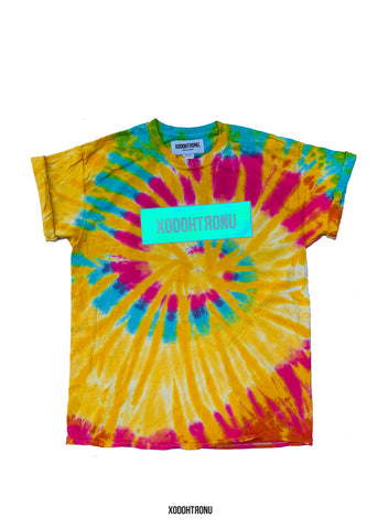 BT- Finess Tie Dye Tee [Large] ULTRA RARE R11