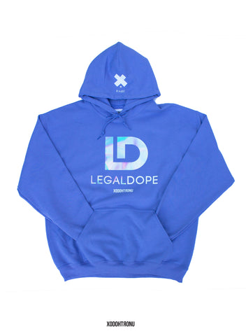 BT- Legal Dope Lavender Hoodie [L (& all sizes.. Read desc!)] R10