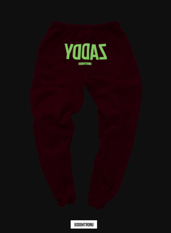 YDDAZ Super Sweats  - Red (GITD logos!) [Uncommon][VAULT]