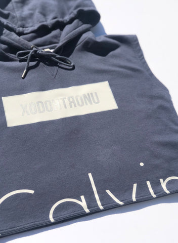 BT- Calvin Cropped Hoodie [Small] R14