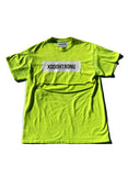 BT- Neon Front Stamped Tee [Medium] R14