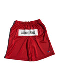 BT- Front Stamped Shorts ft Champion  - [Small] R14
