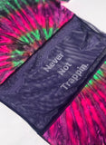 BT- Illusion Tie Dye Tee - [Small] R14