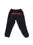 BT- Black 3M Sweats red logo [Small] R14