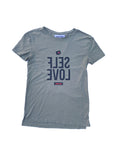 BT- Self Love Olive Tee [X-Small] R14