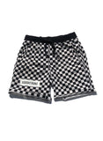 BT- Checker Aesthetic Shorts [Small] R14
