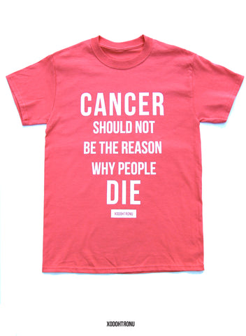 The Jolie Dopa Cancer Tee V1 [VAULT]