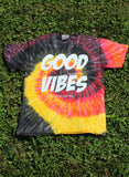 Good Vibes SUNSET Tee (seasonal) [Vault]