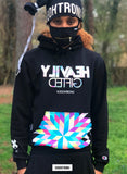Heavily Gifted Kaleidoscope Hoodie ft. Champion [Rare] [VAULT]