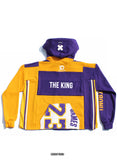 THE KING Patchwork Hoodie- 1 of 1 [ULTRA RARE] (Elite VIP membership included!)