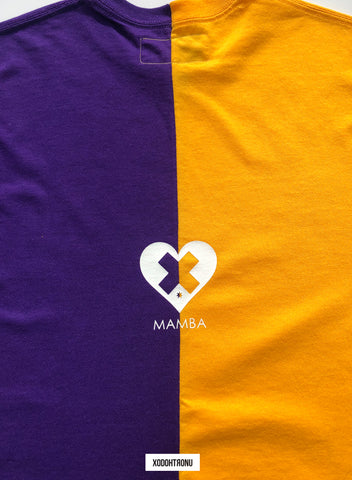Mamba Split Tee! RARE [Customer Appreciation]