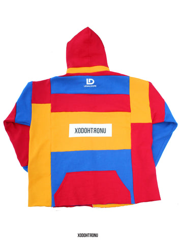 RYB Patchwork Extendo Hoodie (ULTRA RARE) ONLY 4 [VAULT]