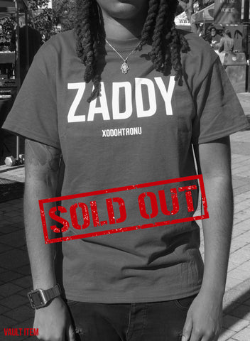 Zaddy Tee Red [VAULT]