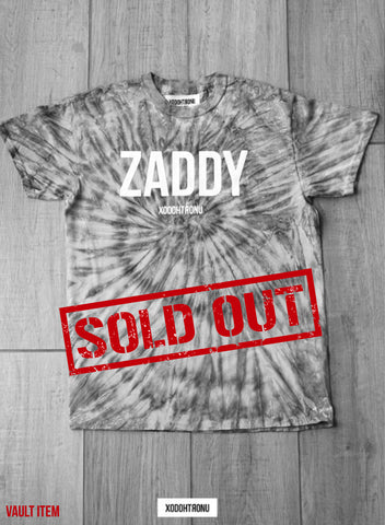 SweetHeat Zaddy Tie Dye Tee [VAULT]