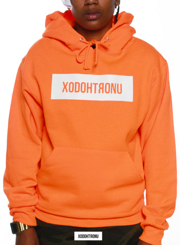 Unfollow Hoodie Neon Orange [RARE][Vault]