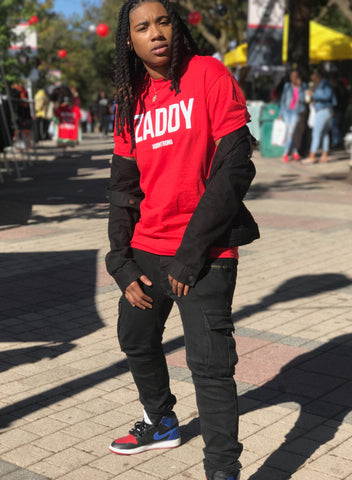Zaddy Tee Red