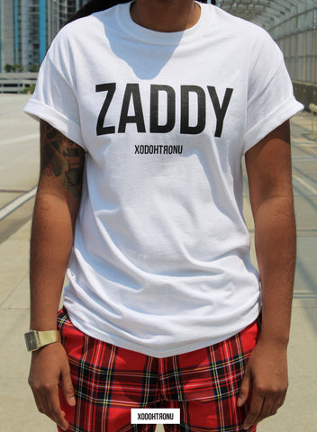 Zaddy Legal Dope Tee [VAULT]