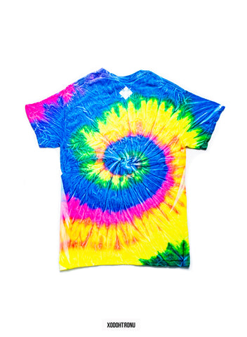 BT- Androgyny Tie dye (james crop) [small] R8