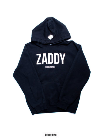 BT- Zaddy Black Hoodie [first ever] (Small) R9