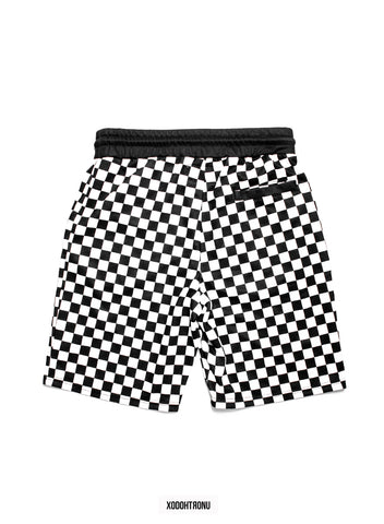 BT- Taxi Front stamped Shorts [Medium] R8