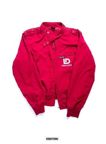 BT- Legal Dope Jacket Burgandy [small] R9