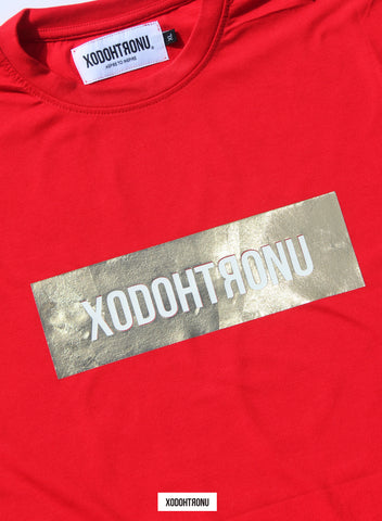 BT- Gold Rush Extendo Tee Red [X-Large] R7