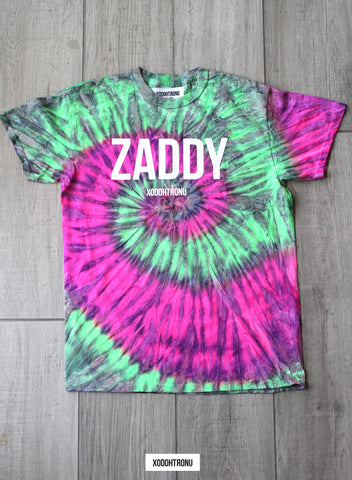 SweetHeat Zaddy Tie Dye Tee