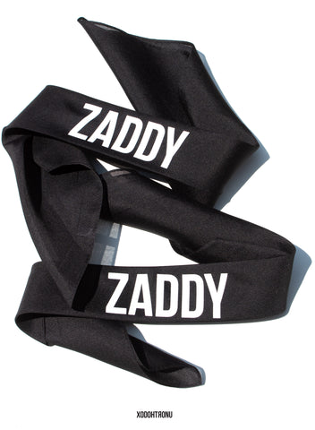 Customer Appreciation- Zaddy Bandanas