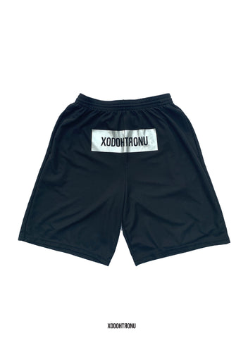 BT- Foral Front Stamped Box Shorts [Med] R13