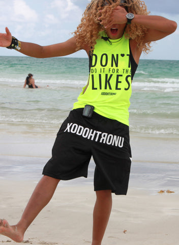 Dont Do It For The Likes Neon Tee  [Vault]