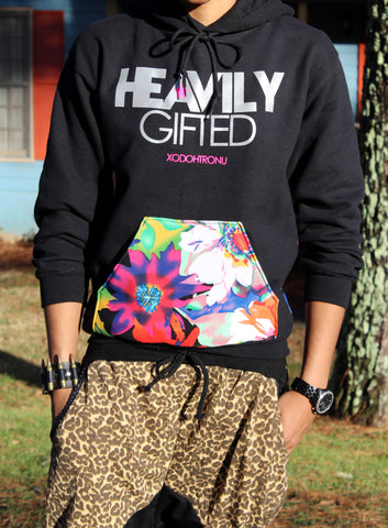Heavily Gifted Floral Hoodie [Rare]  [Vault]