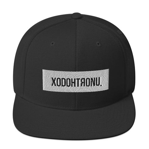 XODOHTRONU Snapback Hat [ESSENTIALS]