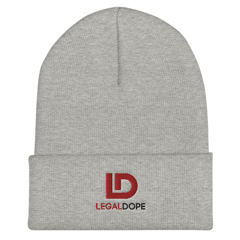 Legal Dope Cuffed Beanie (Essentials)