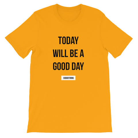 Good Day Tee Regular (ESSENTIALS)