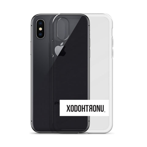 XODOHTRONU Logo iPhone Case