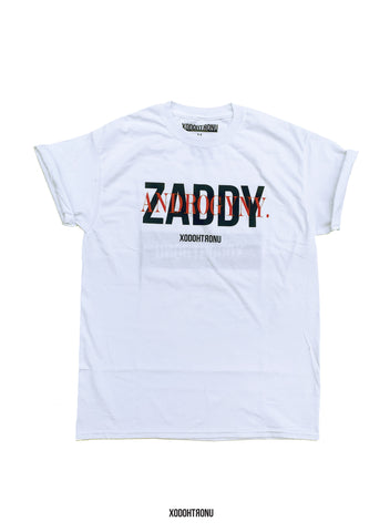 Androgyny Zaddy 3M Reflective Legal Dope Tee [VAULT]