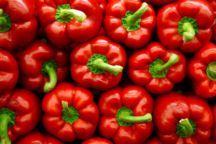 Santorini Red Sweet Bell Pepper - Capsicum Annuum - 10 Seeds