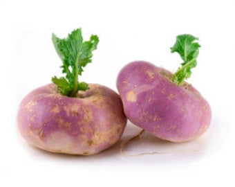Seven Top Turnip - Brassica rapa rapa - Heirloom Vegetable - 400 Seeds