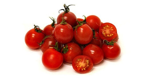 Large Red Cherry Tomato's - Solanum lycopersicon -  Heirloom Vegetable - 20 Seeds