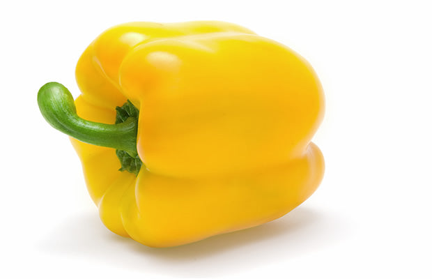 Kavango Golden Yellow Sweet Bell Pepper - Bulk Vegetable Seeds - 200 seeds