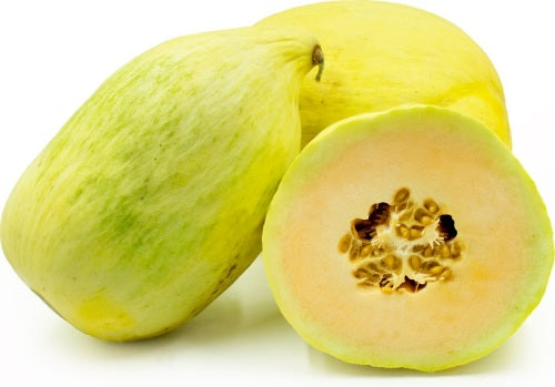 Crenshaw Melon  - Heirloom Vegetable / Fruit - Cucumis melo - 10 Seeds