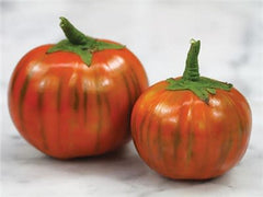 Turkish Orange Eggplant - Heirloom Vegetable - Solanum melongena - 25 Seeds