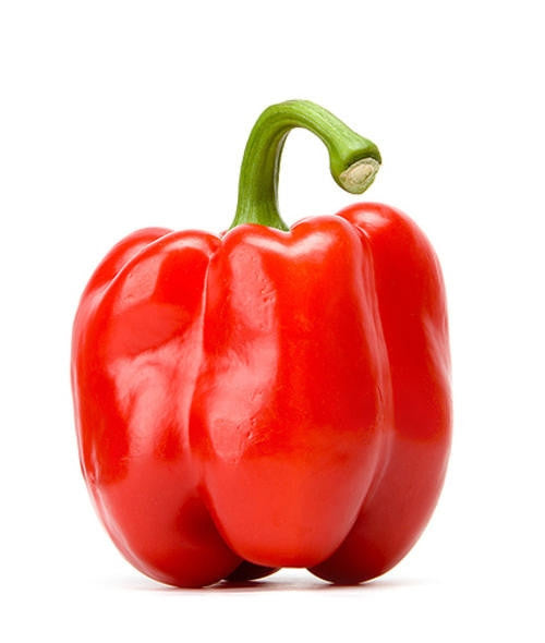 Big Red Sweet Bell Pepper - Capsicum Annuum - 10 Seeds