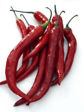 Uyababa Pepper - Capsicum Annuum - Chilli Pepper - 10 Seeds