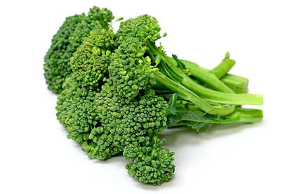 Green Sprouting Calabrese Broccoli - ORGANIC - Heirloom Vegetable - 200 Seeds