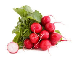Cherry Belle Radish - ORGANIC - Heirloom Vegetable - 100 Seeds