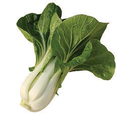 White Stemmed Chinese Pak Choy - Bulk Vegetable Seeds - 50 grams