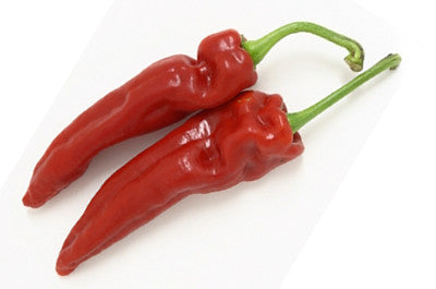Paprika Sweet Pepper - Bulk Vegetable Seeds - 20 grams