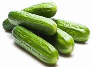 Ashley Cucumber - Bulk Vegetable Seeds - 100 grams